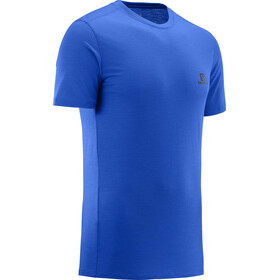 Salomon X Wool - T-shirt manches courtes Homme - bleu